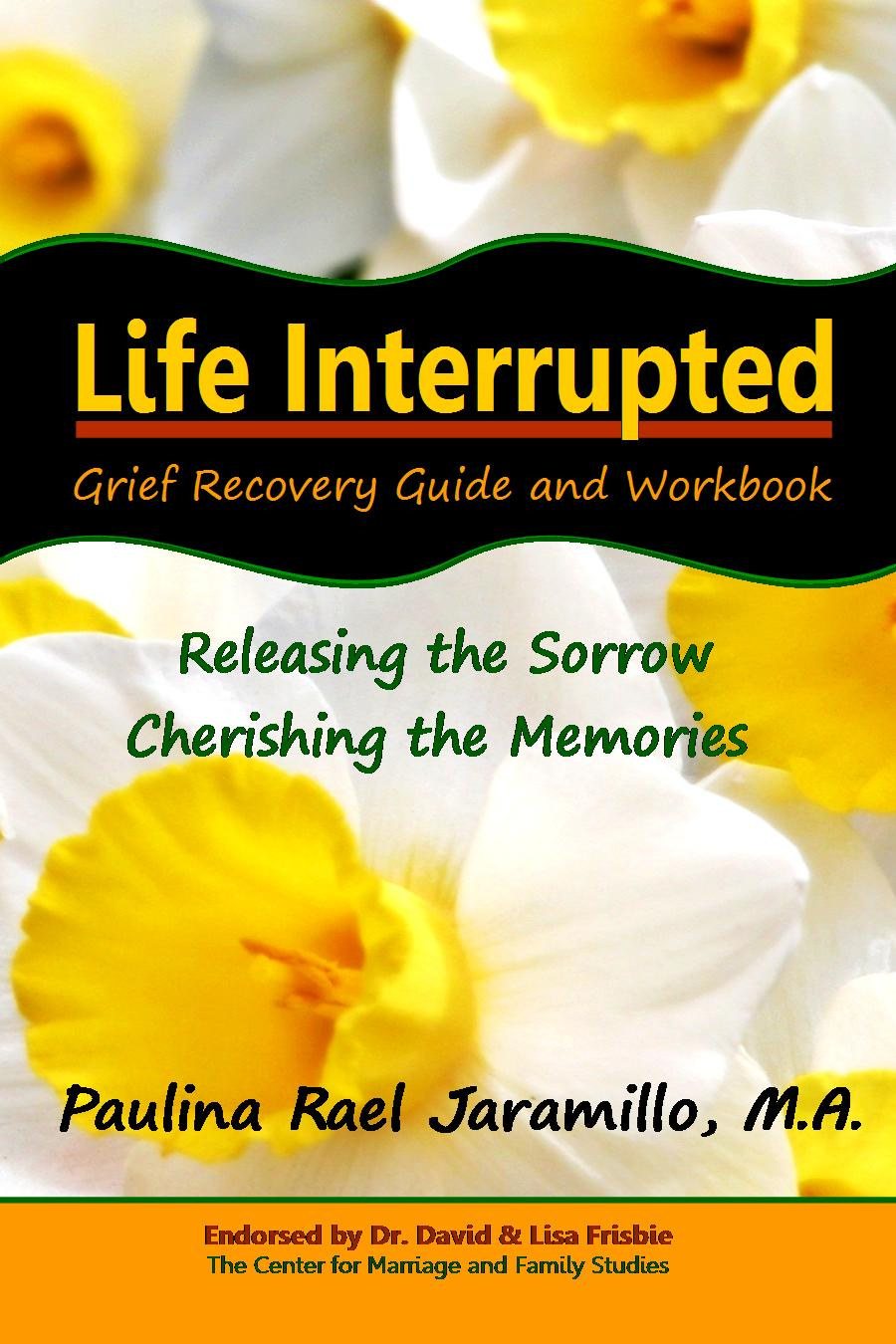 Workbooks celebrate recovery workbook : Life Interrupted: Grief Recovery Book | Life Resumed: Healing From ...